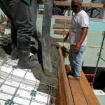 0082-ICF-Roof-Concrete-Pour