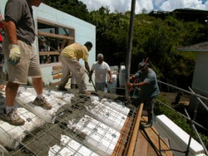 ICF Hawaii, Insulating Concrete Forms Contractor
