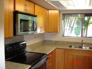 House Kitchen Remodel, Pearl City, Oahu, Hawaii