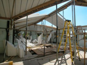 ICF, Insulating Concrete Forms, Construction, Honolulu
