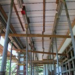 Scaffolded-ICF-Roof-Structure